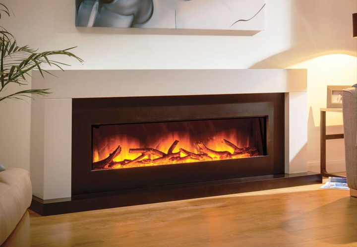 Flamerite Kayden Electric Fireplace