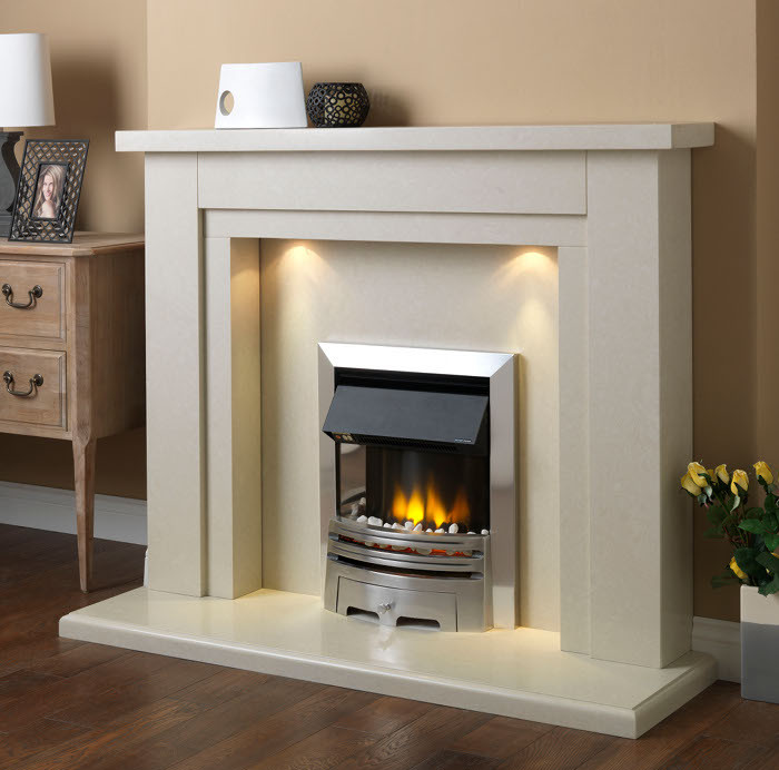 Hanley Marble Fireplace Suite