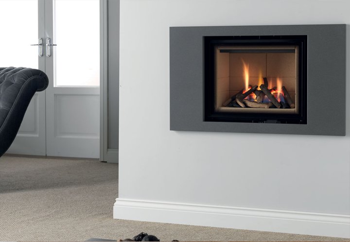 Legend Ethos 550 Hole in the wall Gas Fire