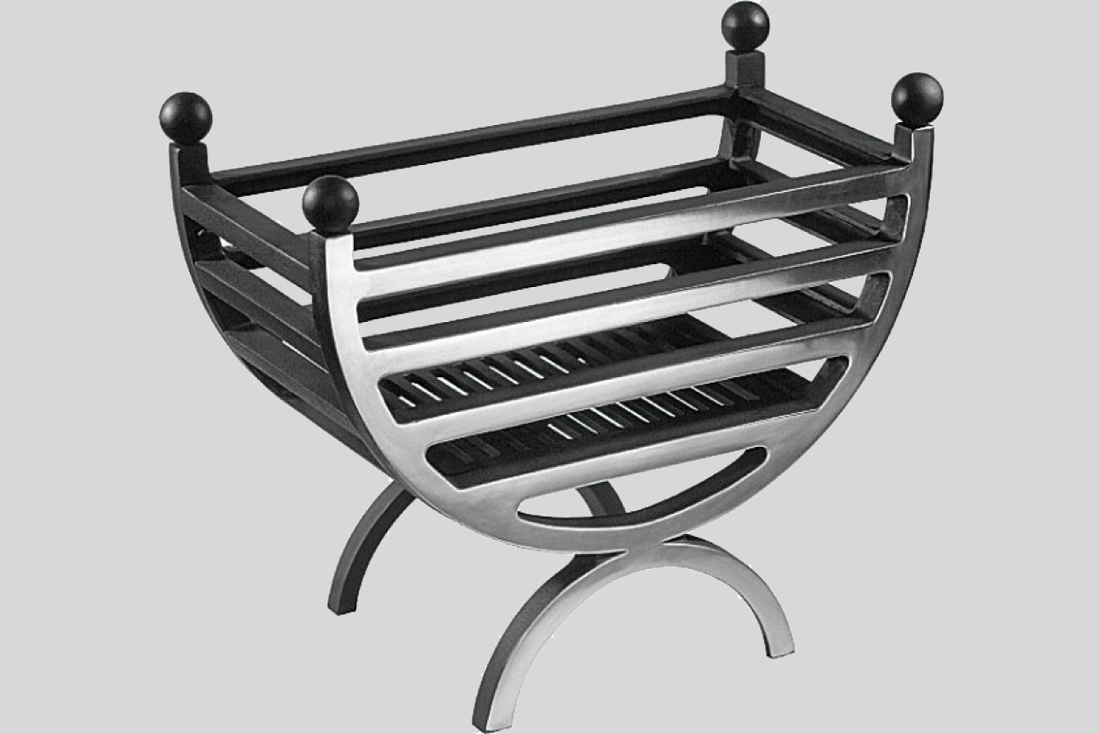 Exclusive stockists of Gallery Fire Baskets for solid fuel