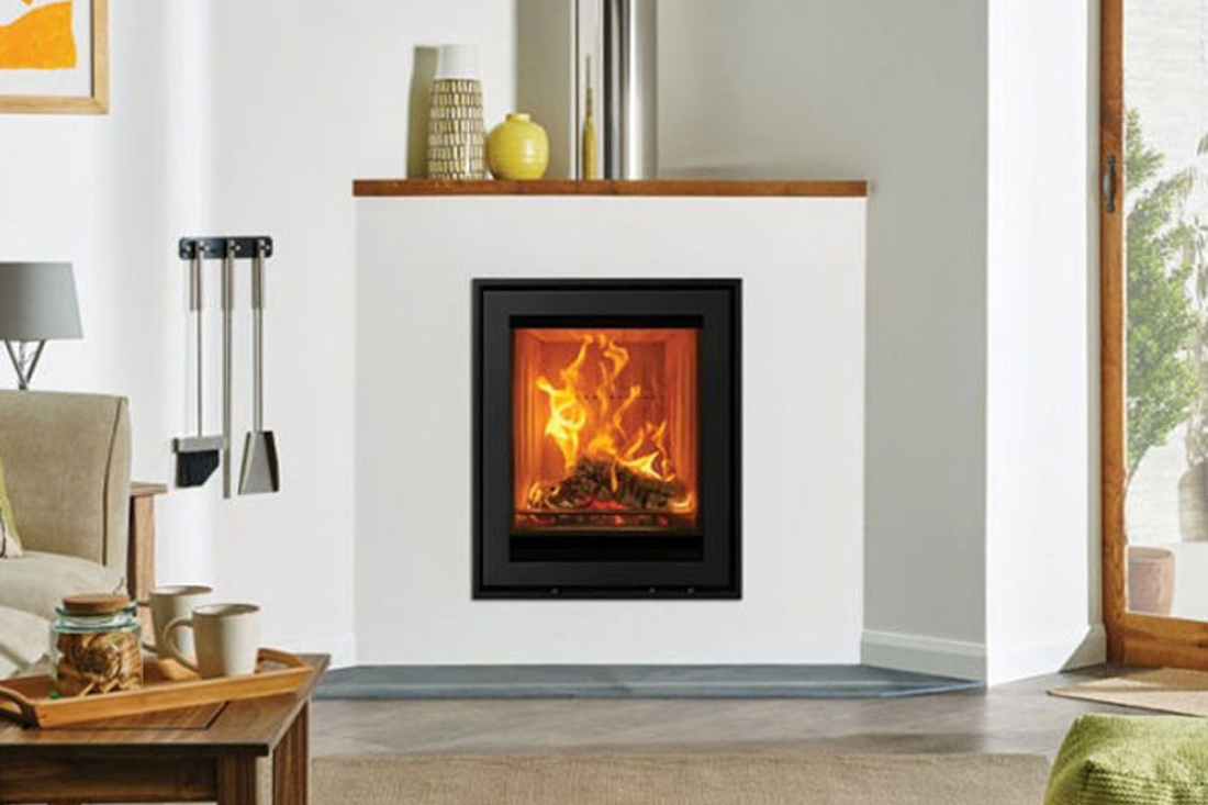 The Stovax Elise 540T Cassette Stove